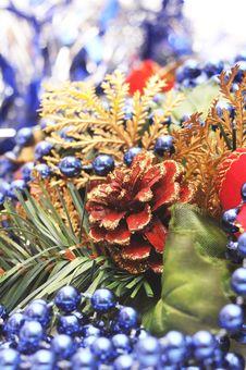 Free Festive Garnishment Royalty Free Stock Photos - 27993988
