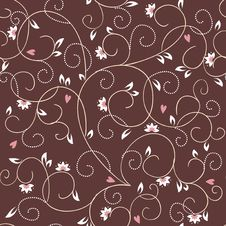 Free Flower Pattern Stock Photo - 27996320