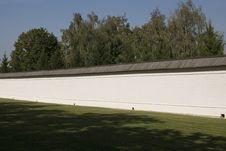 Free Old White Wall. Royalty Free Stock Photos - 27997578