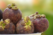 Free Mangosteen Stock Images - 27999824