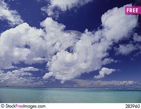 Free Sea View Stock Photo - 283960