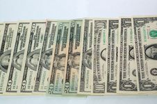 Free US Dollars Stock Photography - 280422