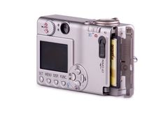 Camera Rear Royalty Free Stock Photos