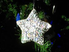 Free Lone Ornament Star Stock Photos - 281383