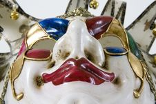 Free Venetian Mask Stock Photos - 282003