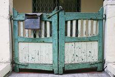 Free Door Gate Stock Images - 282564
