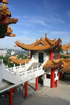 Free Thean Hou Temple Stock Photo - 282600