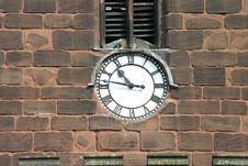Free Church Clock Stock Photos - 282953