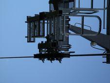 Free Chair Lift Mechanism Stock Photos - 283253