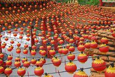 Free Chinese Lanterns Stock Image - 283291