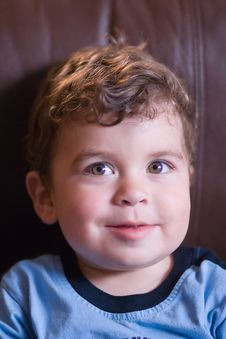 Free Curious Boy Royalty Free Stock Images - 283589