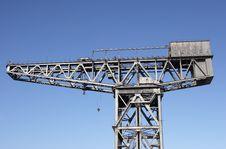 Free Crane Stock Photography - 285062