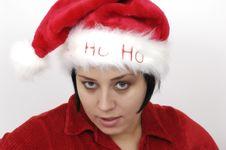 Free Mrs Santa Claus Royalty Free Stock Image - 286556