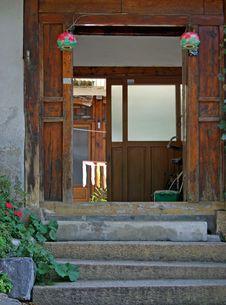 Free Doorway Stock Photography - 289712