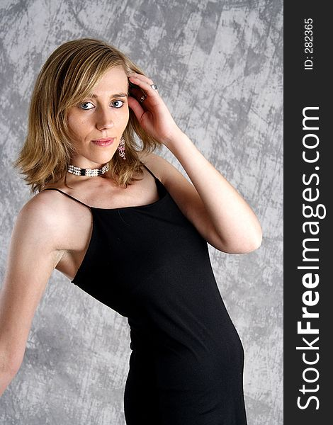 Blond Woman No.5
