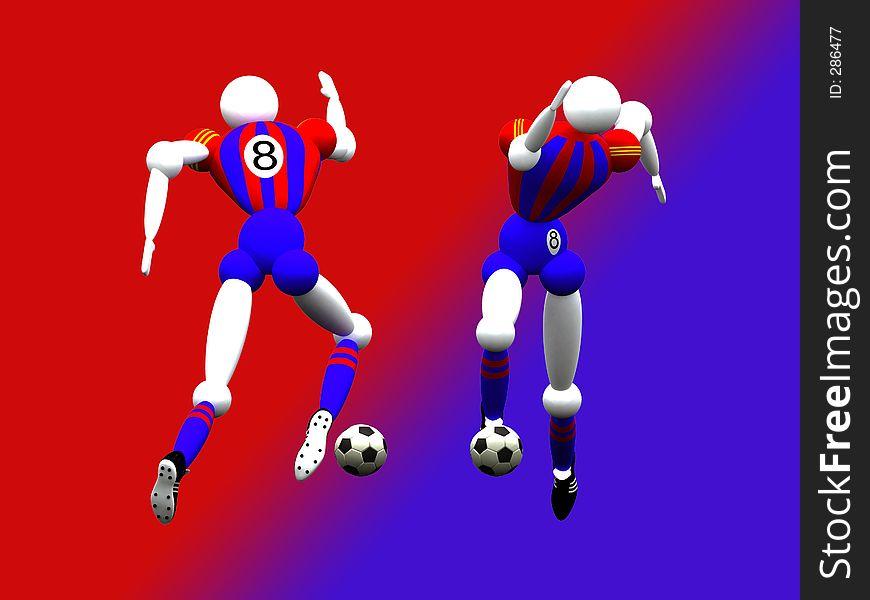Soccer Team vol 3