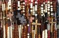 Free Assorted Catholic Crosses Stock Image - 2802461