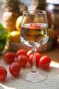 Free Vegetarian Appetizer Stock Image - 2807481