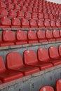 Free Stadium Seats Royalty Free Stock Photo - 2808275