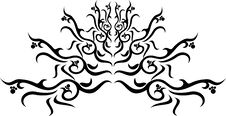 Free Scroll Design Royalty Free Stock Images - 2800009
