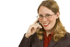 Free Businesswoman Royalty Free Stock Image - 2802826