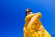 Free Enjoying Summer Royalty Free Stock Photography - 2803217