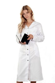 Free Young Doctor Royalty Free Stock Photos - 2803698