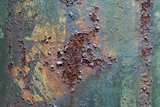 Free Rusted Utility Pole Stock Photo - 2803930