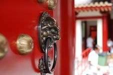 Free Red Doors Stock Images - 2804314