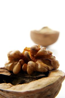 Free Nut Ingredient Stock Photography - 2804462