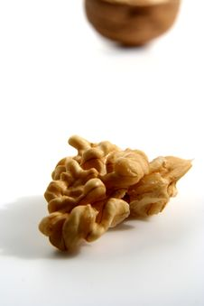 Free Nut Ingredient Royalty Free Stock Image - 2804466