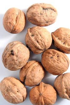 Nut Ingredient Royalty Free Stock Images