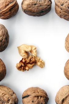 Nut Ingredient Stock Photos