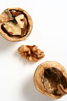 Free Nut Ingredient Royalty Free Stock Image - 2804506