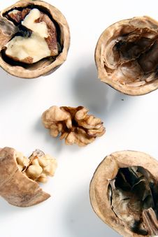 Free Nut Ingredient Stock Photo - 2804510