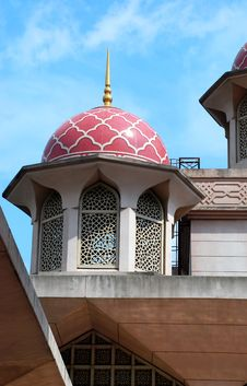 Free Mosque Royalty Free Stock Photos - 2805088