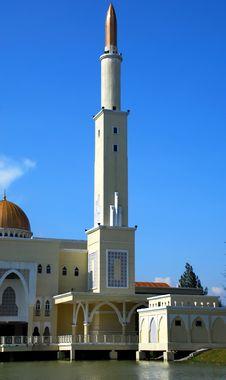 Free Mosque Stock Photo - 2805450