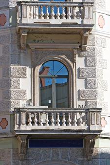 Free Old Balcony Royalty Free Stock Photos - 2806028