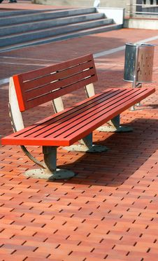 Free Wooden Bench Royalty Free Stock Photo - 2807105
