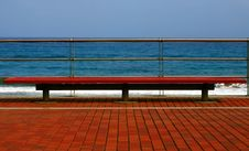 Free Wooden Bench Royalty Free Stock Images - 2807129
