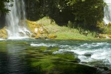 Free Waterfall And River Stock Photography - 2807582