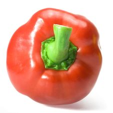 Free Close Up Of  Red   Bellpeppers Stock Photos - 2807723