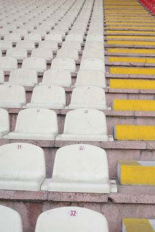 Free Stadium Seats Stock Photos - 2808123