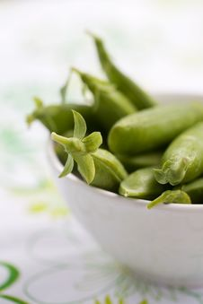 Free Fresh Peas Stock Images - 2808404