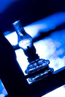 Free Kerosene Lamp Royalty Free Stock Photos - 2809158