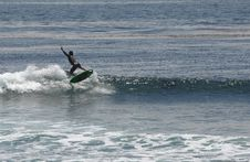 Free Surfing Royalty Free Stock Image - 2809176