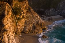 Free McWay Falls Stock Photography - 2809222