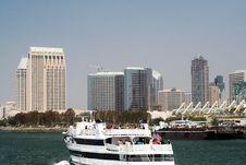 Free Bay Tour Royalty Free Stock Image - 2809336