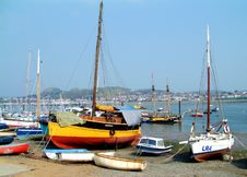 Free Conway Harbour Stock Image - 2809511