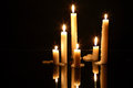 Free Lighting Candles Royalty Free Stock Photo - 28006845